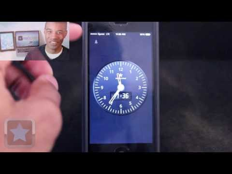 TimeLock: A high-security vault for photos and videos hidden in a clock. TechBytes