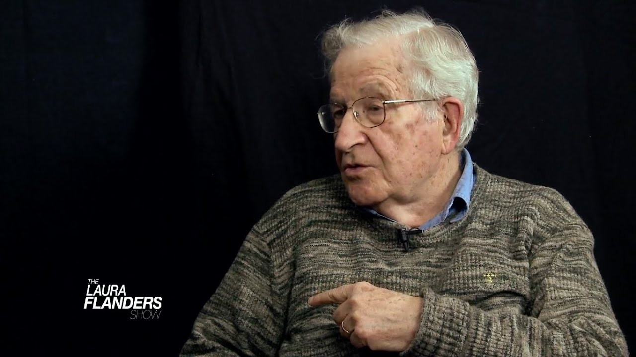 noam chomsky on syria capitalism and ferguson