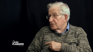 Noam Chomsky on Syria, China, Capitalism, and Ferguson