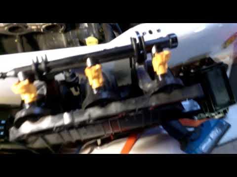 Yamaha Waverunner EX VX TR-1 engine / motor removal