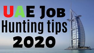 How to apply for a job in UAE | Top Websites To Apply