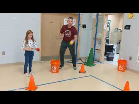 Elementary PE Halloween PE Stations