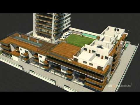 Video 3d hotel proceso constructivo youtube for Plantas arquitectonicas de hoteles