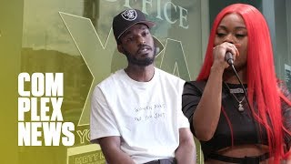 Luke James & Queen Key Join Young Chicago Authors On Day 2 Of Complex Community Week