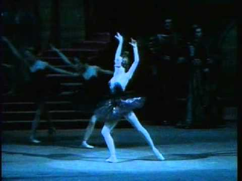 Swan Lake. Bolshoi Ballet. 주제부분
