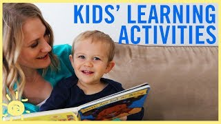 BUDGET | Learning Activities on The Cheap!