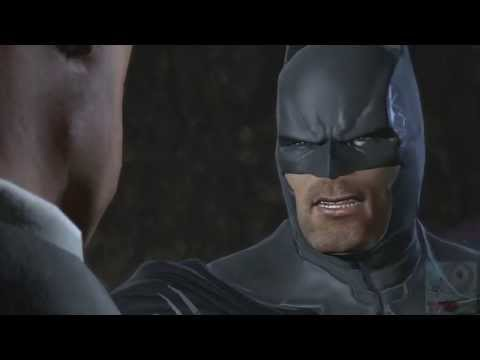 Batman: Arkham Origins - Alfred Confronts Batman (Cutscene)