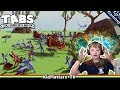 TABS - New Campaign and Sandbox gameplay. (Totally Accurate Battle Simulator) #1 [KM+Gaming S01E38]