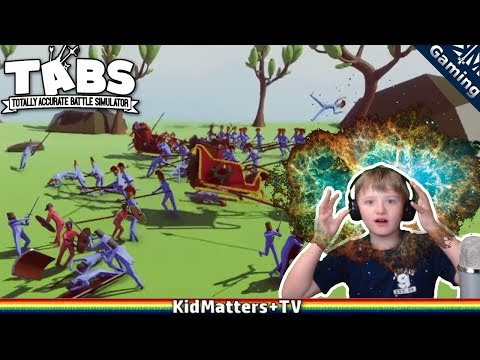 TABS - New Campaign and Sandbox gameplay  (Totally Accurate Battle