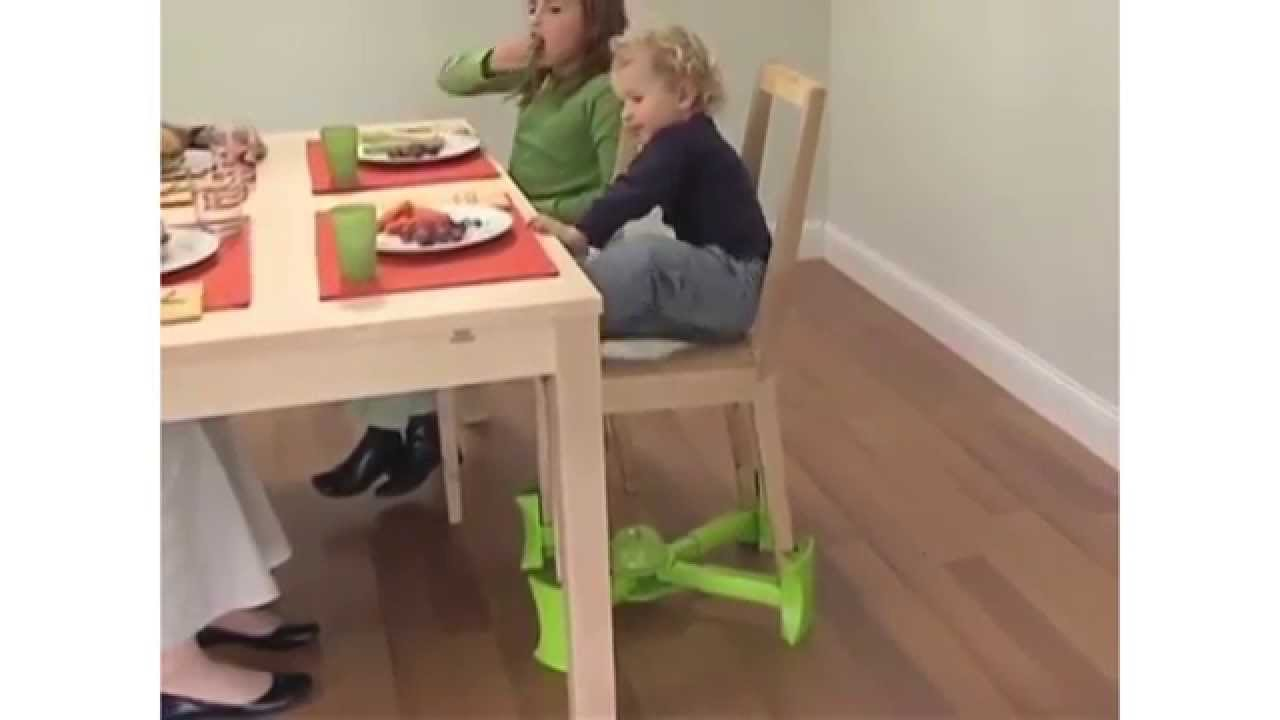 Kaboost Portable Chair Booster   How To Use | BabySecurity