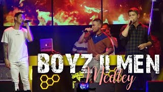 BUDAKHEL - Boyz II Men Medley (The Aura Club Cabanatuan City | November 1, 2018) #HD720p