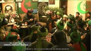 Naksibendi Hakkani zikir * Dec. 1, 2012 * Osmanli Dergahi - New York