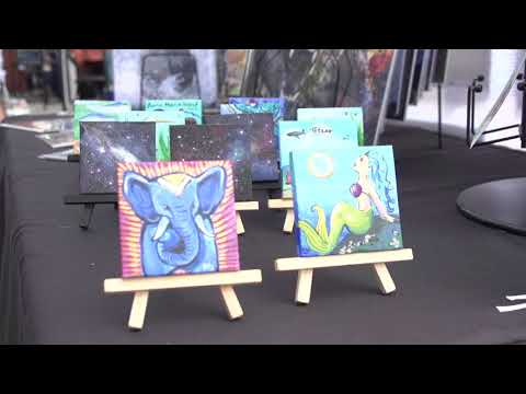 Tampa's local markets offer artists opportunities to promote their work