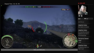 World of tanks The quest for a mighty tank