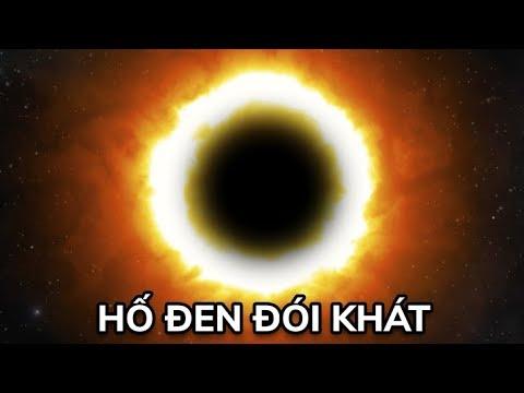 Quái vật Hố đen hóa ra có tồn tại