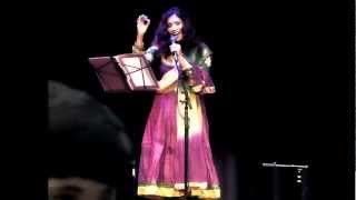 Kuhu Kuhu Bole Koyaliya - ( Suvarna Sundari ) - Moonmita Ghosh Live At California