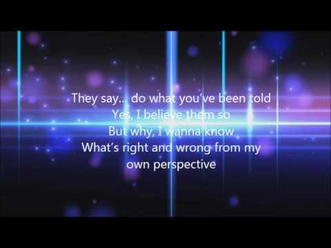 Alexa - Not Too Young Lyrics