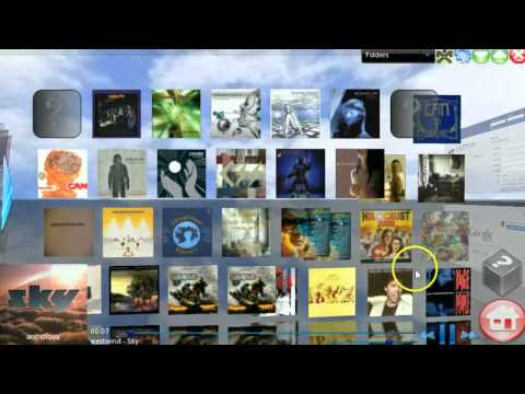 MMiX.Me 0.2.0 - A New 3D Music/Media Player for Windows