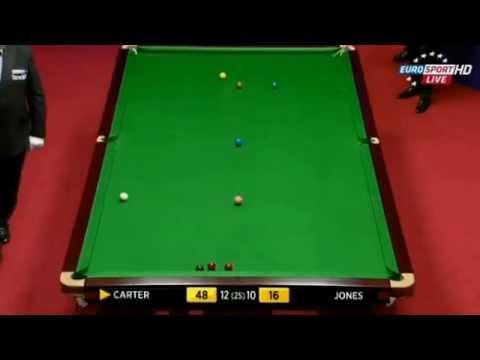 2012WSC - Last 8- highlight (7)Ali Carter v Jamie Jones~fr.20-24