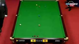 2012WSC - Last 8- highlight (7)Ali Carter v Jamie Jones~fr.20-24