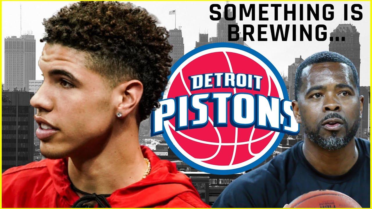 Report: Pistons reach deal with LiAngelo Ball | NBA.com