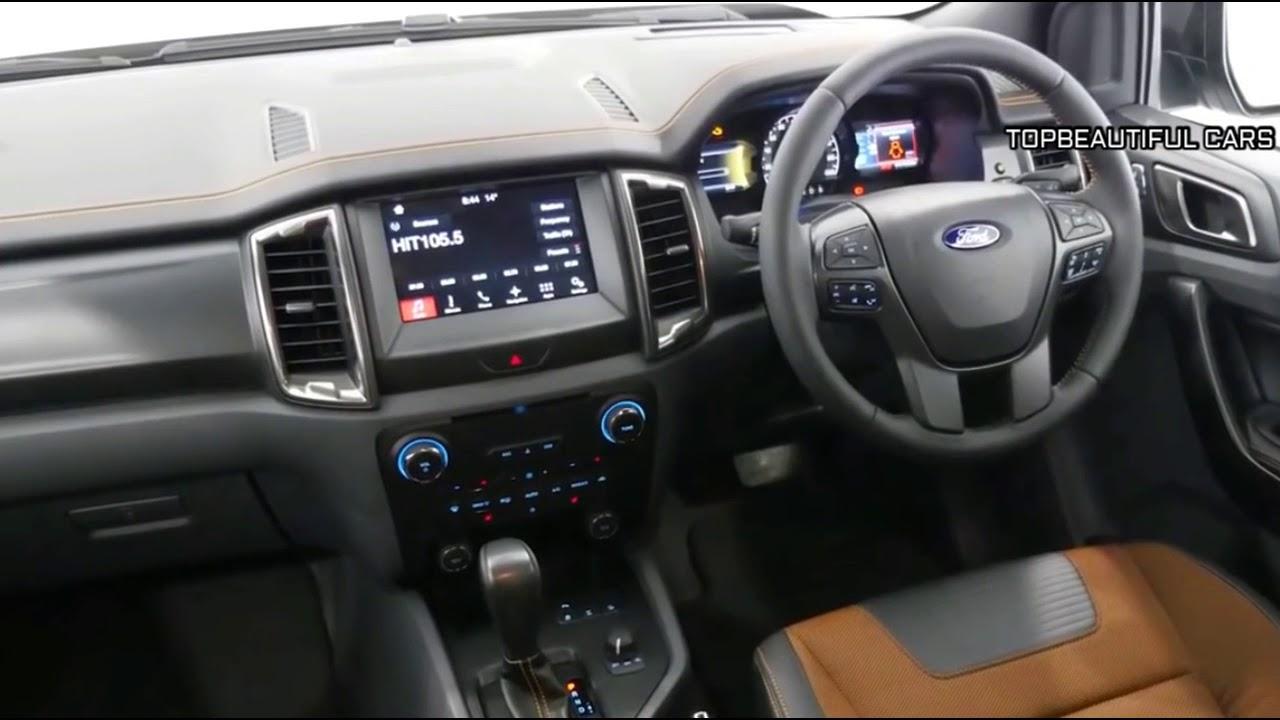 2019 new ford ranger wildtrak redesign interior exterior