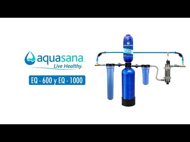 Sistema Filtración para toda la casa. Agua limpia y saludable. Limpieza de virus y bacterias.