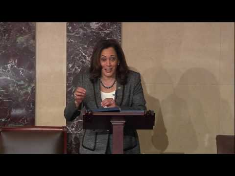 Sen. Kamala Harris on the ACA & the Republicans