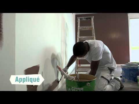 Vidéo de peintre en bâtiment