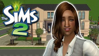 A NEW WAY TO CREATE SIMS + MAYOR ATHENA MOVES IN | SIMS 2 EDGEWOOD #1