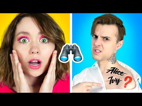 Boyfriend vs Girlfriend | SPY HACKS and TRICKS - Relationship Situations by La La Life Musical