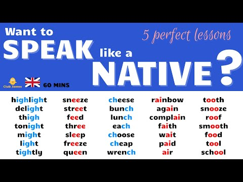 Want to SPEAK like a NATIVE? - 5 Perfect Lessons To Improve Your English Speaking Skills