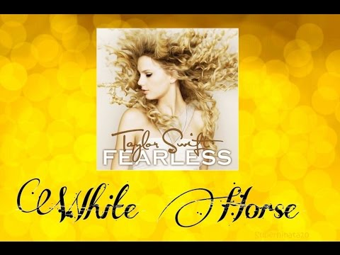 Taylor Swift - White Horse (Audio Official)