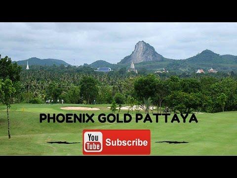 Golf in Thailand-Golf course review Thailand - phoenix gold pattaya - Golf Thailand
