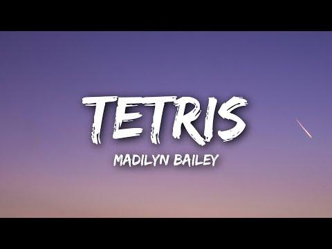 Madilyn Bailey - Tetris (Lyrics / Lyrics Video)