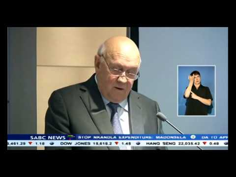 FW de Klerk has launched a scathing attack on the ANC
