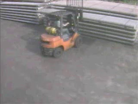 A Forklift Accident Near Miss