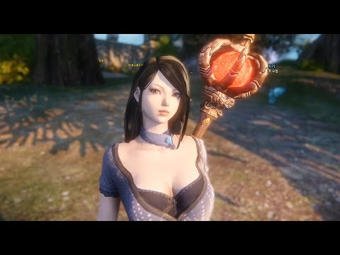 Icarus Online (Free MMORPG): Capital City Tour (Open Beta Korea)