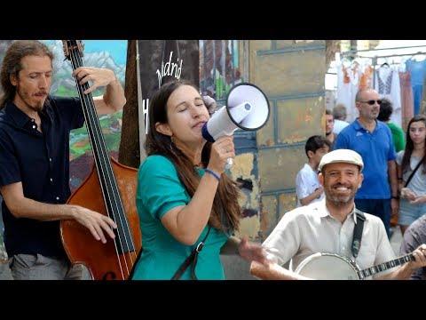 Madrid Hot Jazz Band - El Rastro - 9-09-2018