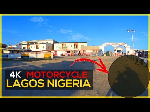 LAGOS NIGERIA - 4k drive from Victoria Island to Lekki and Elegushi beach