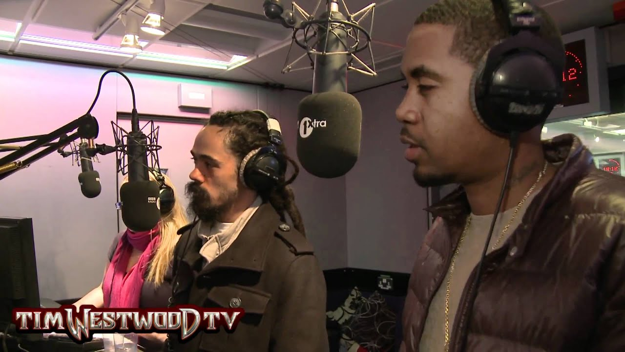 Download Nas & Damian Marley Distant Relatives interview - Westwood