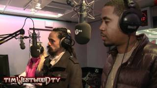 Nas & Damian Marley Distant Relatives interview - Westwood