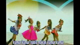 Indonesia children song-Kumur Kumur