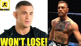 Dustin Poirier is not going to Fight Island in Abu Dhabi to get beat by Conor McGregor,DC,Vegas 15 R