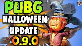 Pubg: Player Unknown Battleground New 0.9 Update | Pubg Mobile Night Mode & Many more New Features