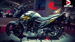 Honda X Blade Walkaround Review, Adventure kit, #Bikes@Dinos
