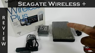 Seagate Wireless Plus Review [ This one works! ]
