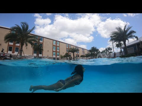 THE MOST AMAZING, Yet Affordable Resort In FL! All Inclusive Resort #Florida #GoProHero7 #Travel