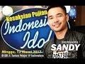 Kesaksian Pujian Sandy Nugroho Indonesian Idol Minggu12Maret2017 di GBI Tasikmalaya