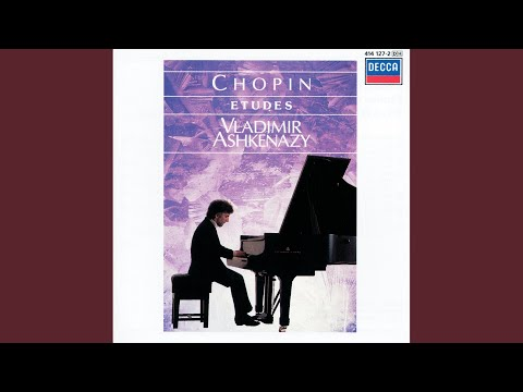 Chopin: 12 Etudes, Op.10 - No. 9 In F Minor